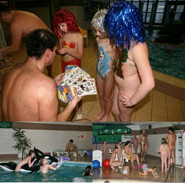 Weihnachtsnudist Familien Torrent