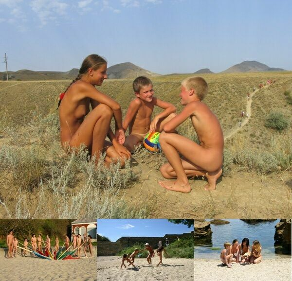 nudism family