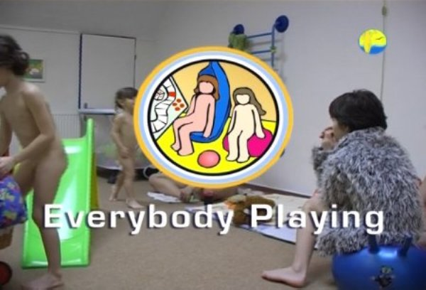 Everybody Playing - Naturist Freedom