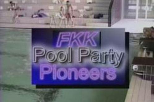 Pool Party Pioneers