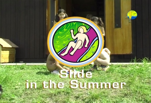 Slide in the Summer – Naturist Freedom