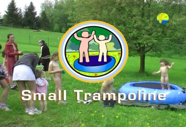 Small Trampoline - Naturism Freedom