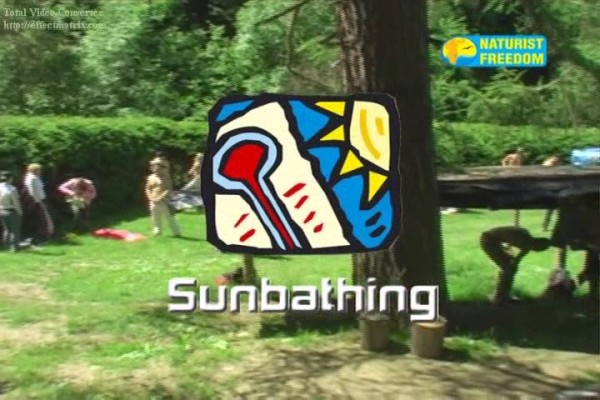 Sunbathing – Naturist Freedom