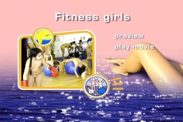 Fitness Girls - Naturist Freedom