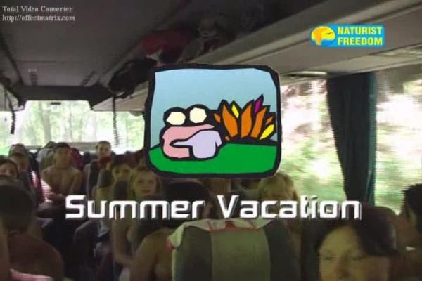Summer Vacation - Naturist Freedom