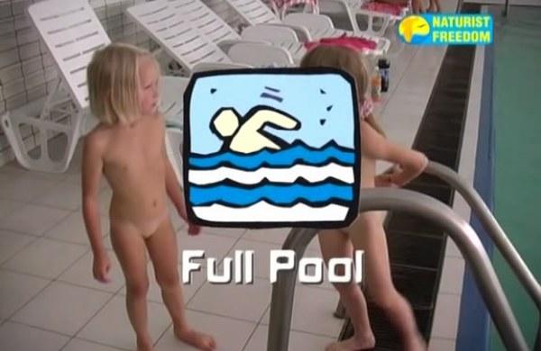 Full Pool - Naturist Freedom