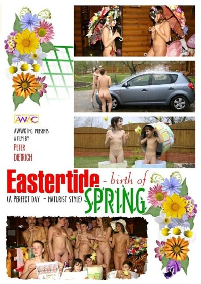 Eastertide - Birth of Spring - Family Naturism