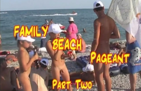 Family Beach Pageant