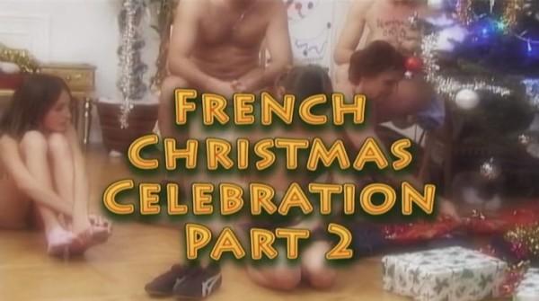 nudism Christmas