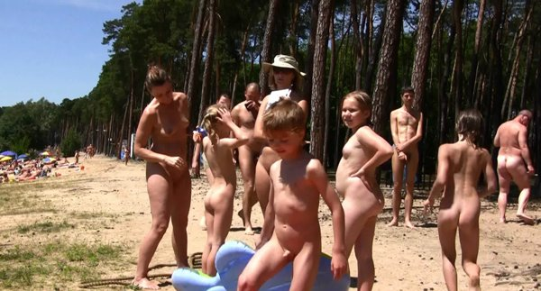 nudism young