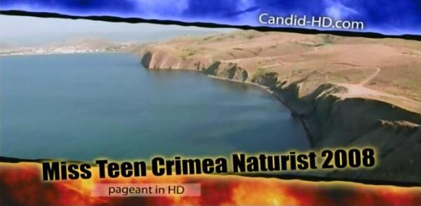 Miss Teen Crimea Naturist