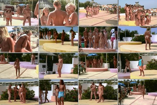 Nudist Junior Contest part 7