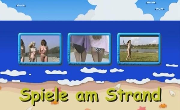 Spiele am Strand