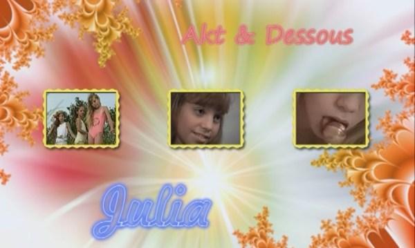 Julia Akt & Dessous