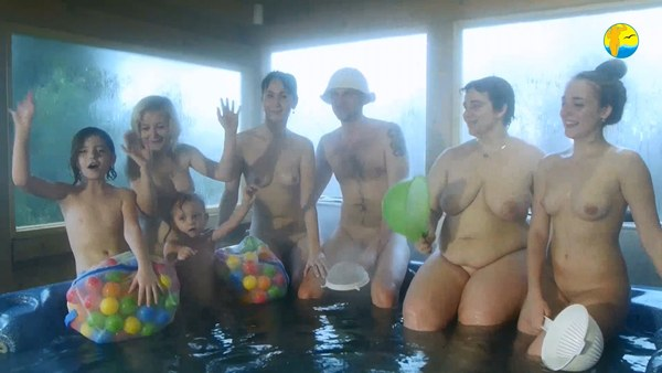 Young Cheerful Time Naturist [Naturist Freedom 2015]