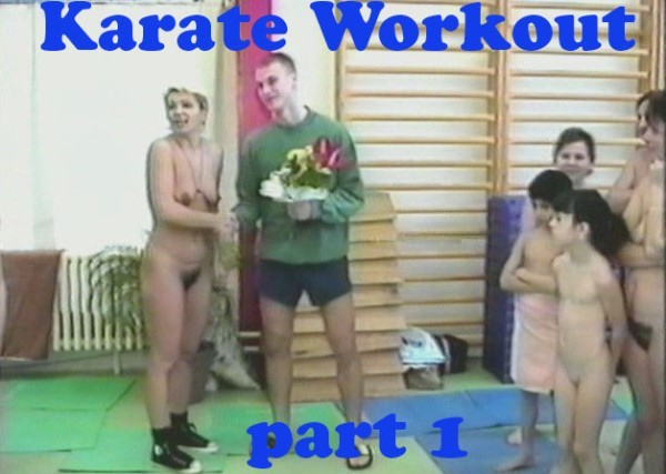 Karate Workout (part1)