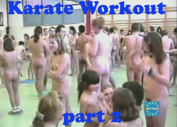 Karate Workout (part2)