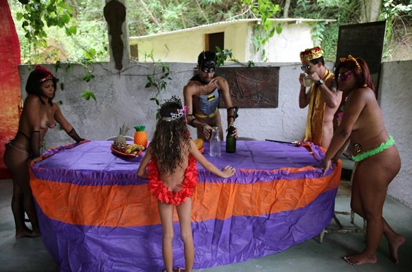Nudist Family Events Pictures - Tropical Carnival §1-10 [Purenudists 2016]